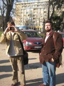 Perechi - perechi, sefistii au iesit la soare: Balin Feri si Eddie Pandele…