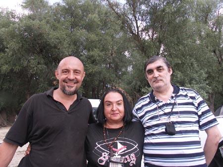 Împreună cu Roberto Quaglia şi Mihaela Murariu Mândrea