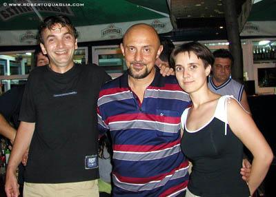 Ivan Krumov, Roberto Quaglia, Rosiţa Deceva - Plovdiv 2004