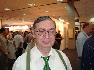 Liviu Radu, scriitor – interviu realizat de Cristian Tamas