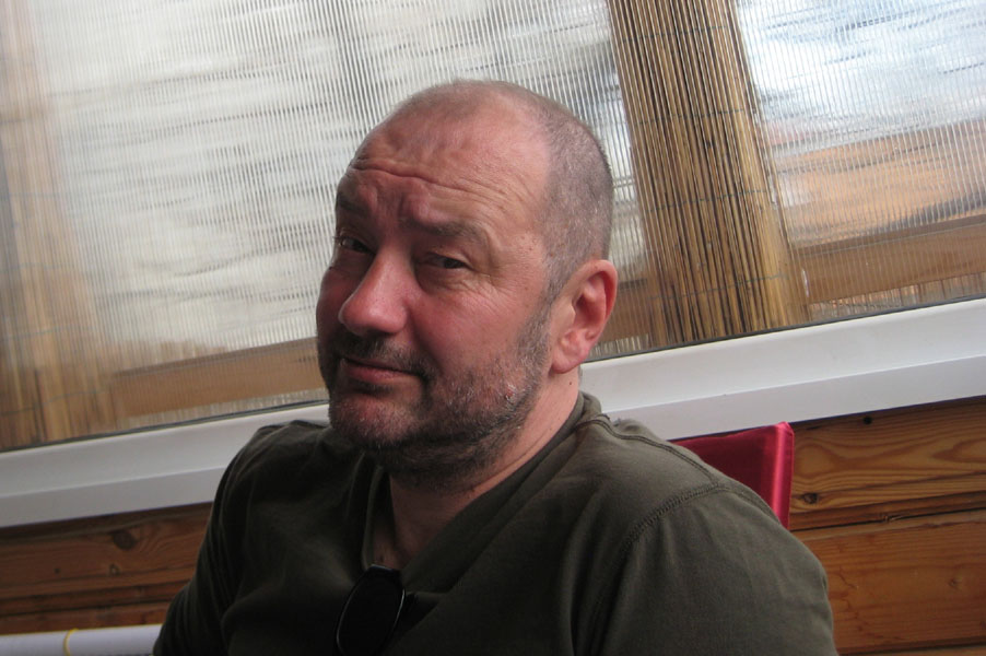 Danut Ungureanu, scriitor – interviu de Cristian Tamas