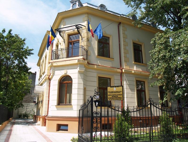 Centrul Calderon_Bucuresti