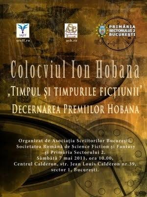 Colocviu Ion Hobana 2011