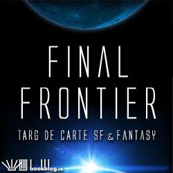 Final Frontier – comunicat de presă