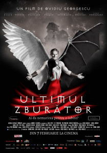 Ultimul zburator_poster
